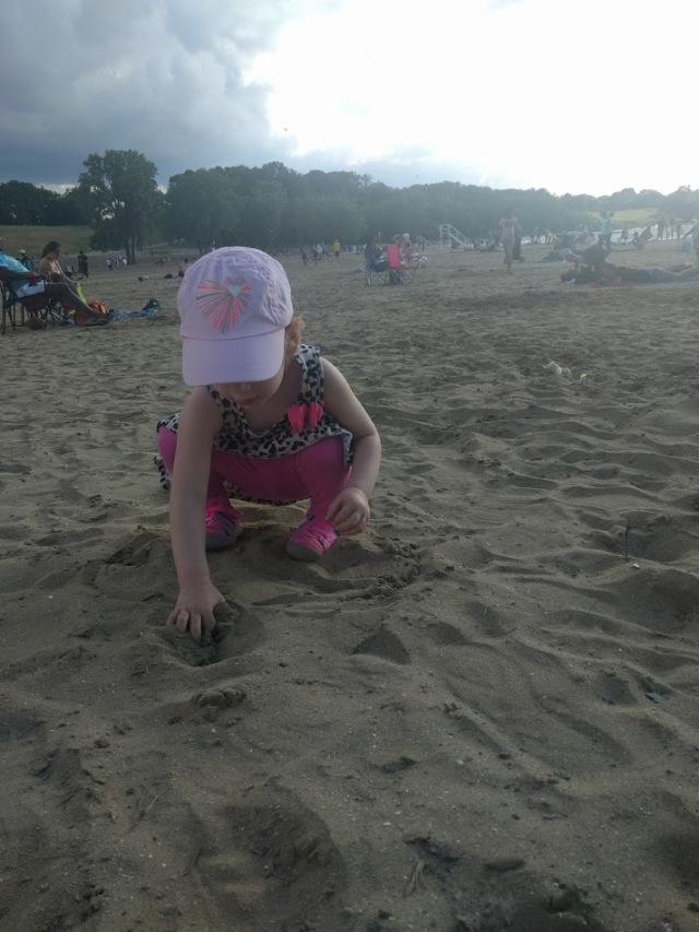 CLEcitymom Beach Days